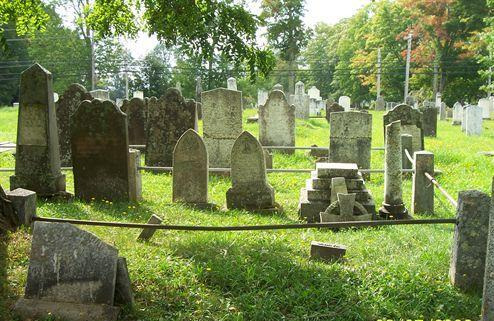 Old Parish Burying Ground
